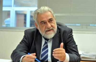 O Χρηματοοικονομικός Επίτροπος Παύλος Ιωάννου