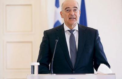 Στην ατζέντα του Ν. Δένδια, κατά την επίσκεψή του στη Λευκωσία, είναι μεταξύ άλλων οι συζητήσεις για το Κυπριακό