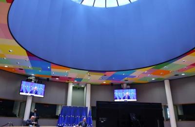 Στόχος της κοινής δήλωσης για τη Διάσκεψη για το Μέλλον της Ευρώπης είναι η συμμετοχή των πολιτών σε μια ευρεία συζήτηση για το μέλλον της Ευρώπης κατά την επόμενη δεκαετία