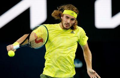Ο Έλληνας τενίστας αποκλείστηκε στα προημιτελικά του τουρνουά του Ρότερνταμ