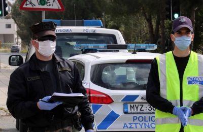 Στη Λεμεσό η Αστυνομία διενήργησε 4.304 ελέγχους και κατήγγειλε 60 πολίτες και τον ιδιοκτήτη του καφενείου.