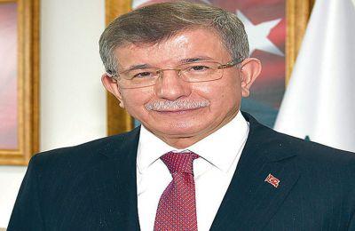 Ο πρώην πρωθυπουργός της Τουρκίας Αχμέτ Νταβούτογλου είναι σήμερα πρόεδρος του Κόμματος του Μέλλοντος.