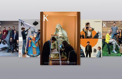 Στο νέο τεύχος του «Κ»: Το άδειο Λούβρο παίρνει ανάσα