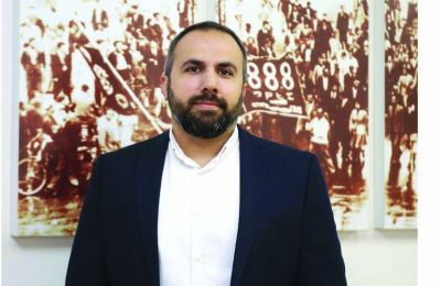 Ο Γιώργος Κουκουμάς στην «Κ»: Η ανανέωση στο ΑΚΕΛ πρέπει να είναι συνεχής