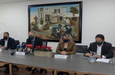 Με απόφαση του Υπουργικού Συμβουλίου θα διατεθεί ποσό πέραν του 1 εκ. ευρώ, για να εξυγιανθεί η ύπαιθρος δήλωσε ο Υπουργός Γεωργίας.