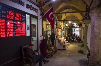 Ο Ερντογάν προκαλεί τώρα και τις αγορές