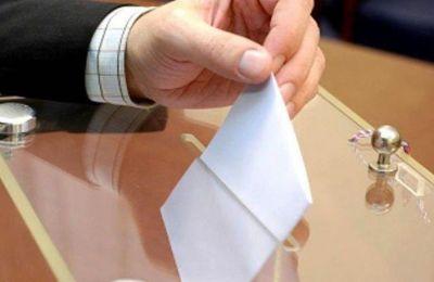 Παρασκευή 2 Απριλίου 2021 η τελευταία ημέρα εγγραφής στον εκλογικό κατάλογο