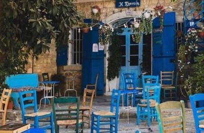 7 σημεία για καφεδάκι στο χωριό