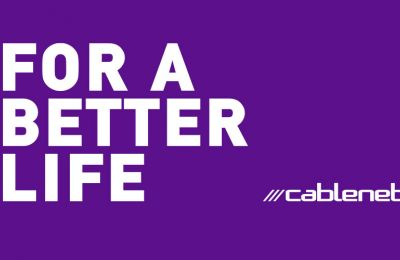 Cablenet For A Better Life!