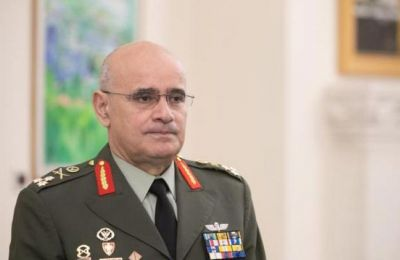 Επίσημη επίσκεψη του Αρχηγού της Εθνικής Φρουράς στην Αίγυπτο