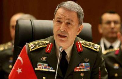 Ακάρ: Δεν υπάρχει άλλη λύση πέραν των δύο κυρίαρχων κρατών