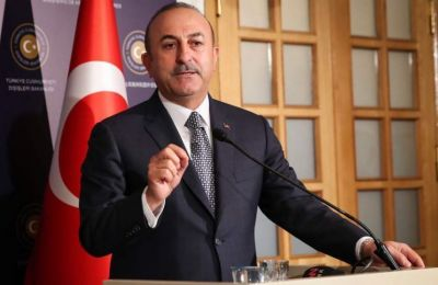 Τσαβούσογλου: Η Τουρκία θα στηρίξει Τ/κ και Ε/κ αν συμφωνήσουν στους όρους διαπραγμάτευσης