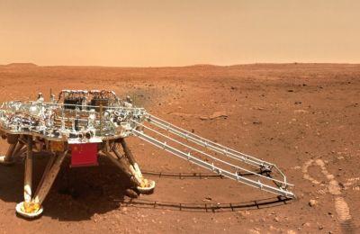 Πώς η Κίνα αφήνει τα ίχνη της στον Άρη