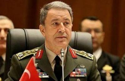 Τούρκος ΥΠΑΜ: Είμαστε αποφασισμένοι να προστατεύσουμε τα συμφέροντά μας στην Κύπρο