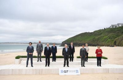 Οικονομία, εξωτερική πολιτική και υγεία στη δεύτερη μέρα της συνόδου G7