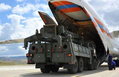 Τουρκικός τύπος: Η Άγκυρα πρότεινε στην Ουάσιγκτον την εγκατάσταση των S-400 στα κατεχόμενα