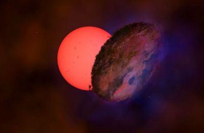 Ένα πελώριο αστέρι «αναβοσβήνει» στον γαλαξία μας