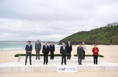 Το Κυπριακό στη συζήτηση Τζόνσον-Γκουτέρες στο περιθώριο του G7
