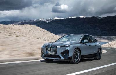 Τον Νοέμβριο στην παραγωγή η πρώτη BMW iX