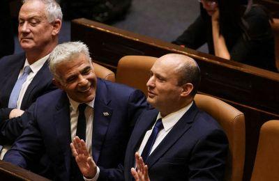 Ισραήλ: Ο Ναφτάλι Μπένετ ορκίζεται πρωθυπουργός