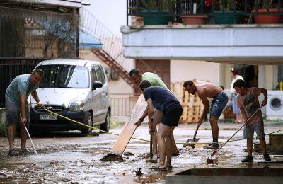 Ελλάδα: Κακοκαιρία με βροχές και καταιγίδες και τις επόμενες ημέρες