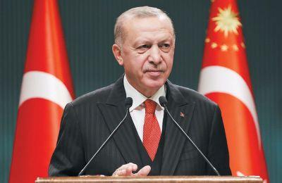 Τα είπαν Τζόνσον - Ερντογάν για Κυπριακό και Αν. Μεσόγειο