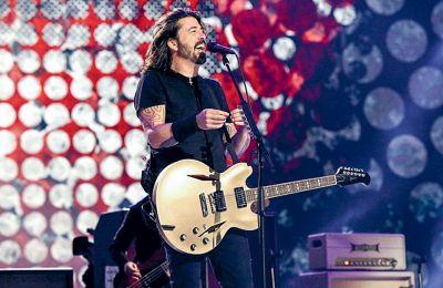 Μοναδικός περιορισμός για τη συναυλία των Foo Fighters είναι το πιστοποιητικό εμβολιασμού