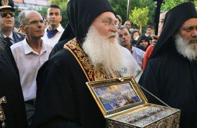 Κορωνοϊός: Με βαρύ σηπτικό σοκ ο ηγούμενος της Μονής Βατοπεδίου, Εφραίμ