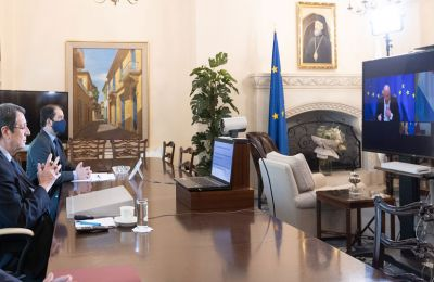 Πρόεδρος: H Ε.Ε. να αντιδράσει σε περίπτωση συνέχισης των τουρκικών προκλήσεων