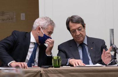 Πρόεδρος: Θα μεταφέρω στον ΓΓ ΟΗΕ την ετοιμότητά μας για συμμετοχή σε νέο διάλογο