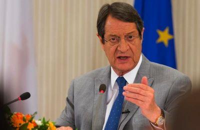 N.Aναστασιάδης: Η Κύπρος δεν θα μετατραπεί σε προτεκτοράτο της Τουρκίας