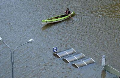 Κριμαία: Σε κατάσταση έκτακτης ανάγκης μετά τις πλημμύρες