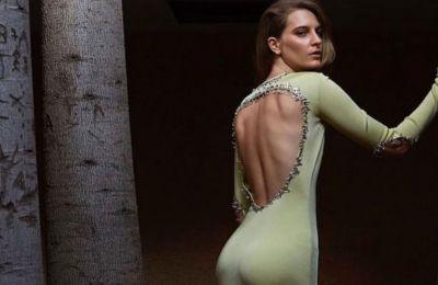 H μοναδική Ελληνίδα που περπάτησε στο show του Dior