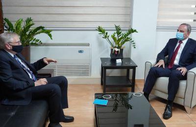 Στεφάνου: Το διαπραγματευτικό κενό δίνει χώρο για μεθοδεύσεις στην Τουρκία