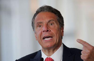 Καταπέλτης το πόρισμα για τον κυβερνήτη της Νέας Υόρκης
