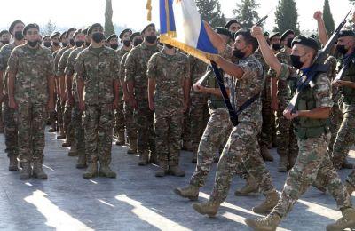 Πρόεδρος Αναστασιάδης σε νεοσύλλεκτους - Η θητεία προσφέρει αίσθημα ευθύνης