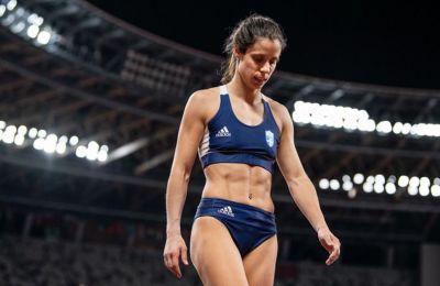 Μεγάλη Κατερίνα Στεφανίδη, 4η στους Ολυμπιακούς Αγώνες!