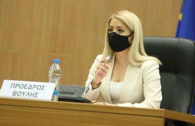 Επικοινωνία της προέδρου της Βουλής με τον Έλληνα ομόλογό της για πυρκαγιές