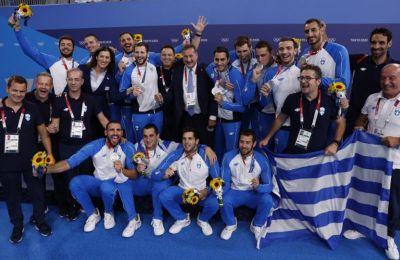 Οι Έλληνες πολίστες, παραχωρούν στους πυρόπληκτους το μισό τους πριμ