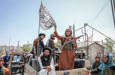 Κ story: Η «επιστροφή» των Ταλιμπάν