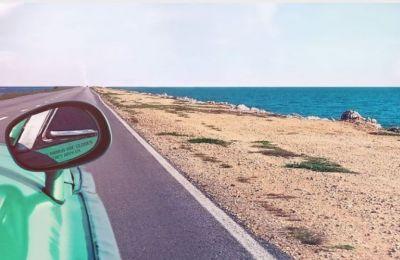 Roadtrip στην παραλία Γιαννάκη