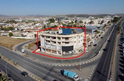 Gordian: Πωλείται μικτής χρήσης κτήριο στη Λάρνακα