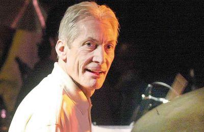 Ο Τσάρλι Γουότς πέθανε σε ηλικία 80 ετών, παίζοντας με τους Rolling Stones σε όλη του τη ζωή