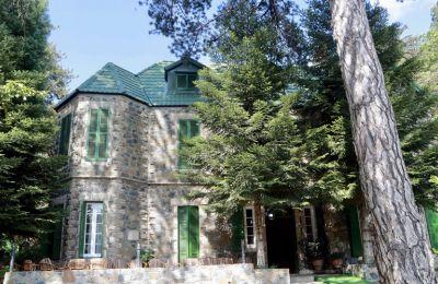 H θερινή προεδρική κατοικία, στο κτίσιμο της οποίας έβαλε το λιθαράκι του και ο μέγας Αρθούρος Ρεμπώ, φιλοξένησε και φέτος την κυβέρνηση του Βουνού.