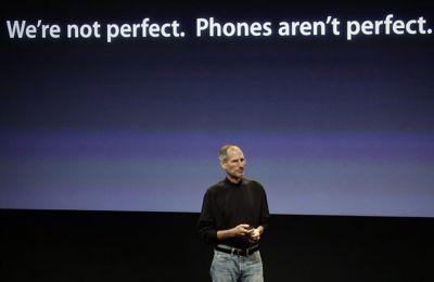Γιατί ο Στιβ Τζομπς πέταξε το πρώτο iPhone στο πάτωμα