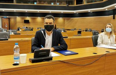 Αλλαγή σκυτάλης στο Δημοσιονομικό Συμβούλιο - Αποχωρεί ο Δ. Γεωργιάδης
