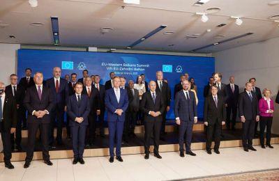 Ενημέρωσε του Ευρωπαϊκούς ηγέτες για το Κυπριακό ο Πρόεδρος