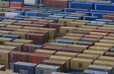 Στα €3,55 δισ το έλλειμμα του εμπορικού ισοζυγίου το οκτάμηνο του 2021