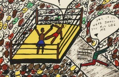 Μία από τις πιο σημαντικές προσωπικότητες του 20ου αιώνα και ένας από τους σπουδαιότερους πυγμάχους στην ιστορία του αθλήματος ο Μοχάμεντ Άλι ήταν επίσης ακτιβιστής για τα ανθρώπινα δικαιώματα