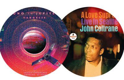 Vangelis, «Juno to Jupiter» και John Coltrane, «A love supreme: Live in Seattle»